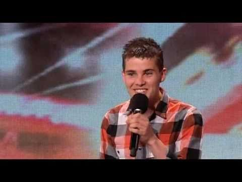 Joe McElderry - X Factor Audition - Dance With My Father.   loved this the 1st time I heard it.  still do.