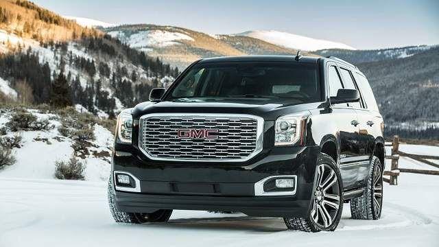 2020 Gmc Yukon Independent Rear Suspension Hybrid Diesel Gmc