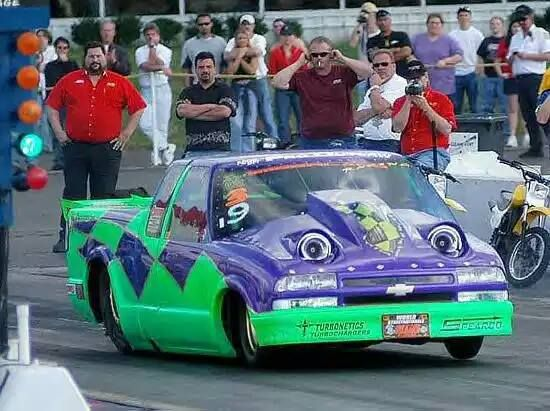 Best transmission for drag racing chevy