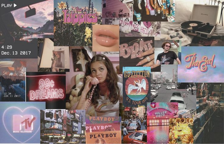 You can save the tumblr aesthetic cartoon wallpapers here. 70s mood board   Desktop wallpaper art, Aesthetic iphone