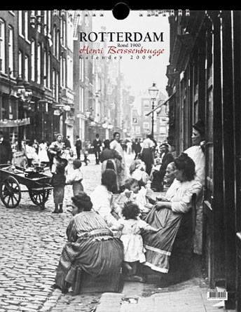 Rotterdam eind 19e eeuw