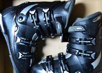 Używane męskie buty Salomon
