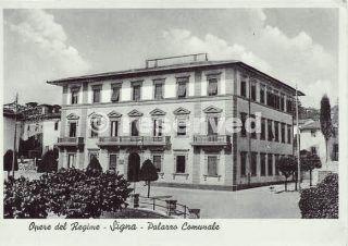 signa palazzo comunale anno 1939