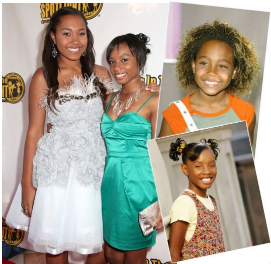 Then & Now: Parker Mckenna Posey (My Wife And Kids) and ...
