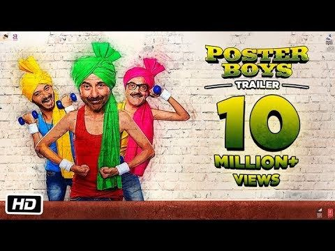 Download 'Poster Boys' 2017 – Bollywood Movie All Songs HD - Bollywood Songs - MaxVidu