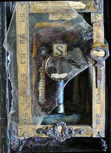 Enter Within Interior by Jill Shulse, via Flickr