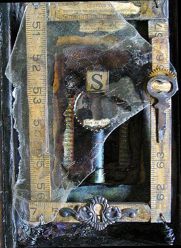 Enter Within Interior by Jill Shulse, via Flickr