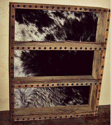 Shelf Style Belt Buckle Display Case, $90.00