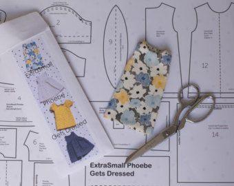 Deel van de schoonheid van het geven van uw kind een handgemaakte pop is aan hen inspireren om te maken ook. Enkele van mijn dierbaarste herinneringen uit hun kindertijd waren pop kleding van mijn moeders overgebleven stof kladjes naaien.  Ik zou houden van Phoebe eigenaars om te genieten van naaien voor hun pop of leren hun kind te naaien. Dus met de aankoop van elke pop, u nu ook Phoebe krijgt gekleed: The leren te naaien voor Phoebe patroon Collection krijgen kunt. Of met deze aanbieding…
