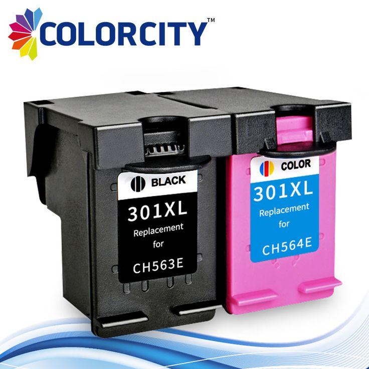 Compatibele Inkt Cartridge Voor Hp 301xl 301 Xl Voor Hp301 Deskjet