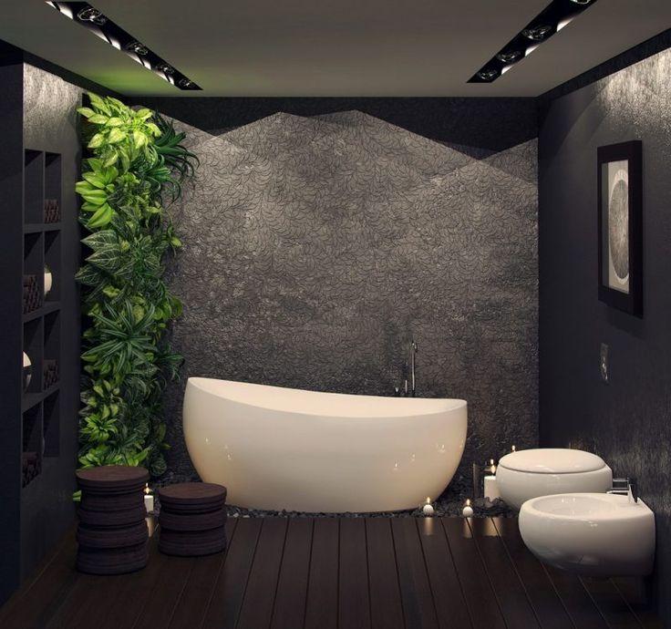 1000 id es propos de panneau salle de bains sur for Idee decoration murale salle de bain