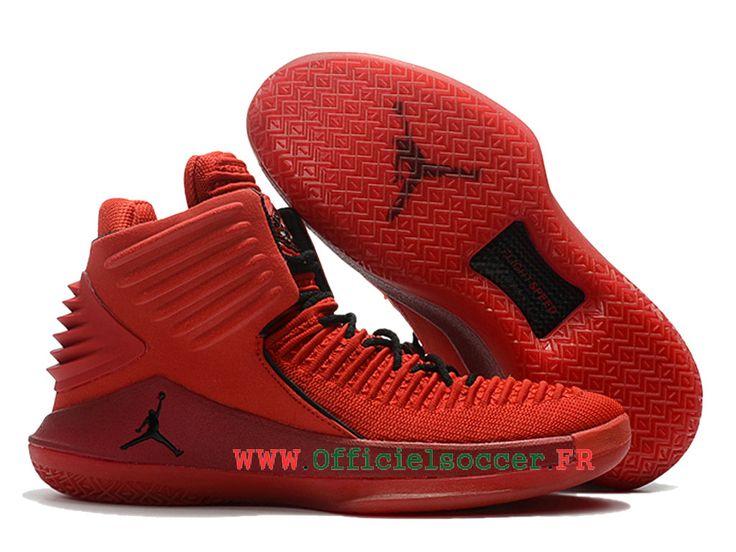 2018 2018 Air- Jordan XXX2 officielles Chaussues Nike Jordan Pour Moins cher  Homme rouge AA1253