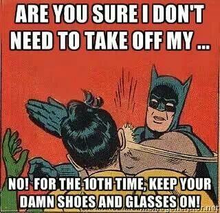 X ray humor!