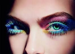 psychedelic makeup - Google Search