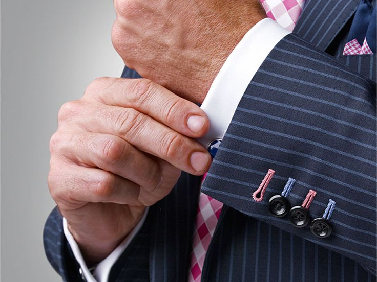 Details are the key to a confident style - Tom James