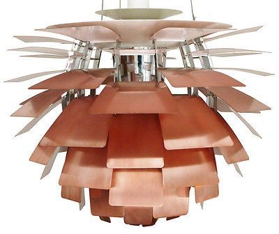 The Instantly Recognizable Louis Poulsen PH Artichoke Lamp Has 72  Positioned Leaves That Emit Light In