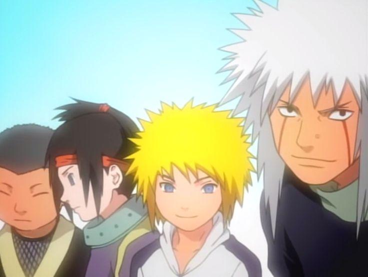 Kashin Koji and Jiraiya