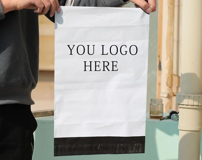 On Sale Logo Polymailer Poly Mailer 11x17 Poly Mailers Bag Etsy In 2020 Sale Logo Poly Mailers Custom Bags