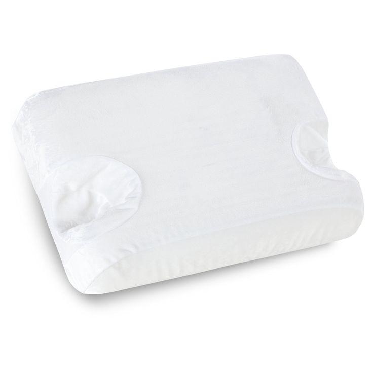 classic brands cpap contour memory foam pillow for sleep apnea - Sleep Apnea Pillow