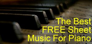 Best-Free-Sheet-Music-For-Piano