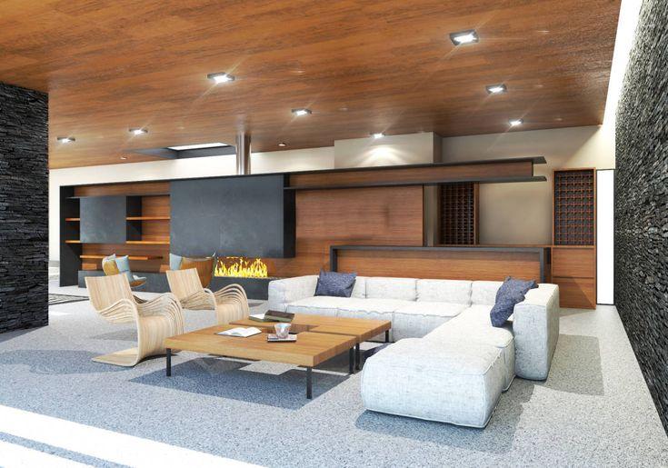 9 Tipps, wie man ein modernes Wohnzimmer einrichtet ...