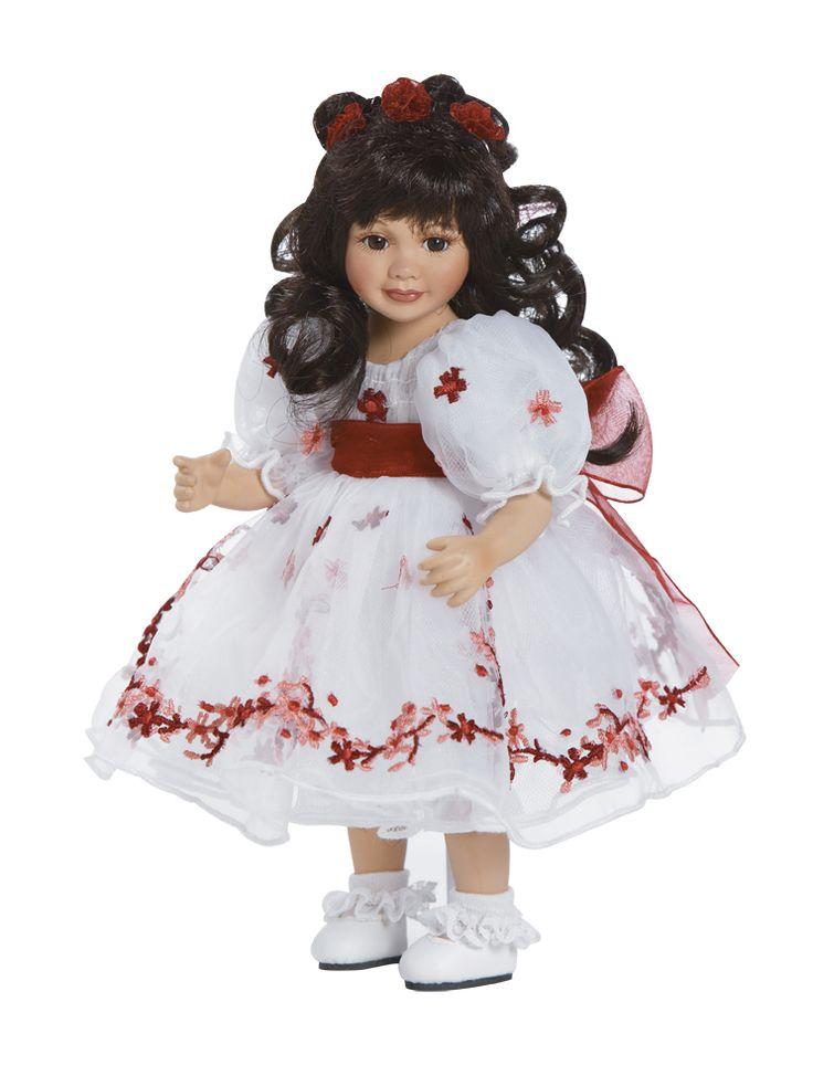 Детские картинки анимашки кукла