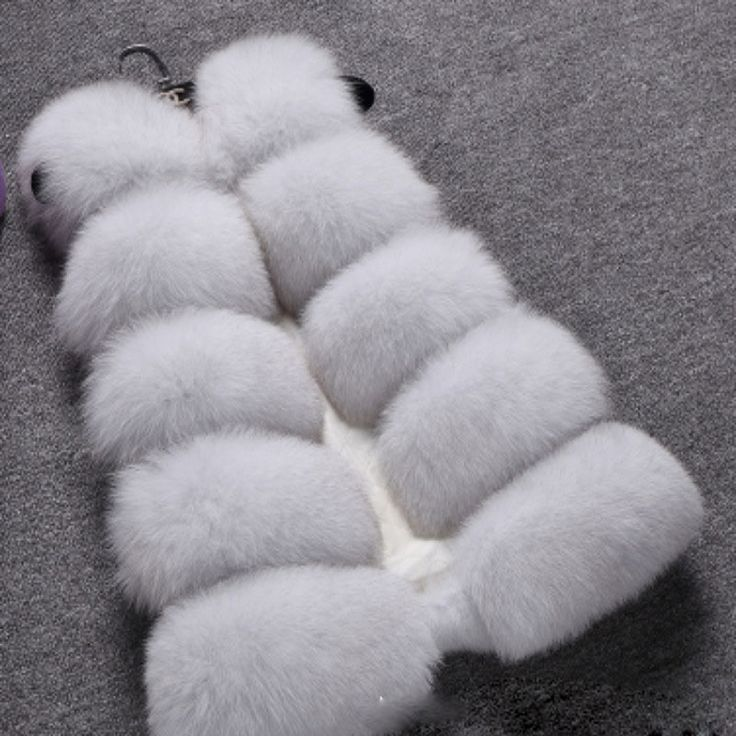 Cheap coated foil, Buy Quality coat brand directly from China jacket chelsea Suppliers: New 2015 Winter Coat Women Fashion Import Overcoat Whole Peel Fox Fur Faux Vest High-Grade Cappa Fur Coat Leisure Women