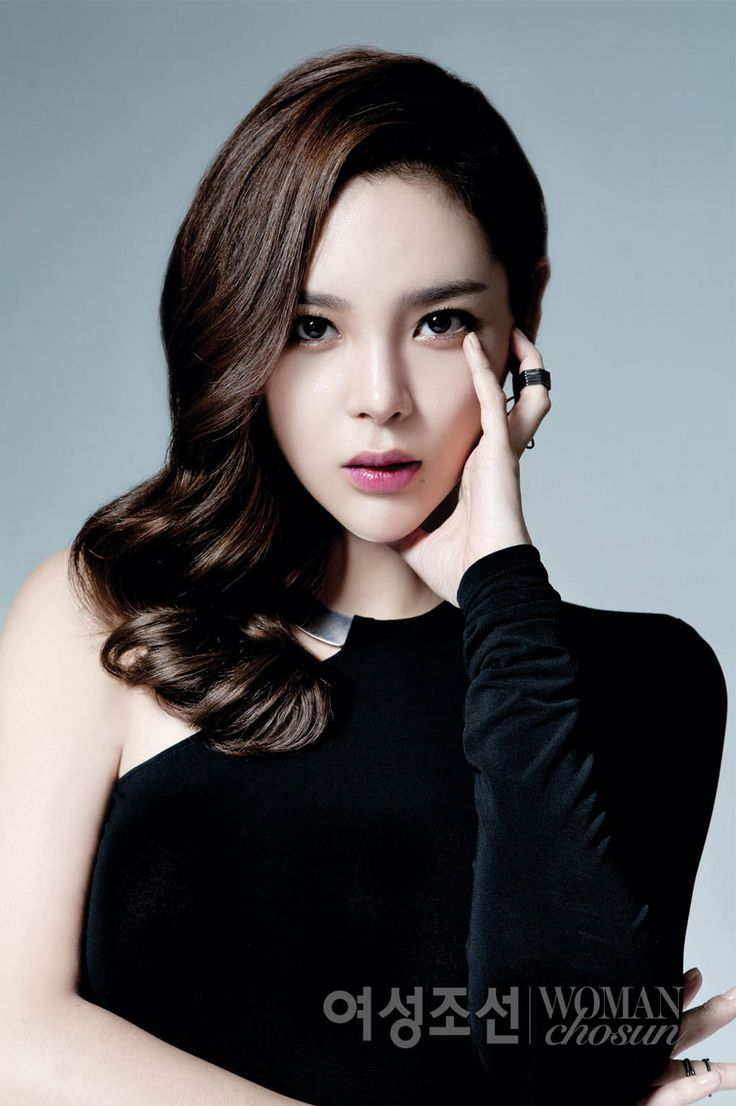 Park Si Yeon - Woman Chosun Magazine September Issue '14