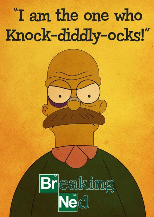 'Breaking Bad' Meets The Simpsons In 'Breaking Ned' - Forbes.