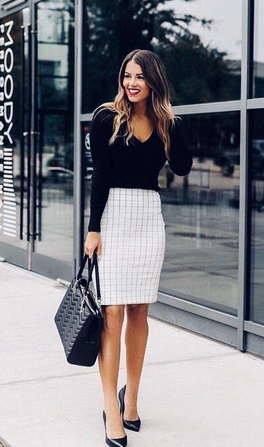 38 Pretty Business Casual Outfits to Your Style Inspiration