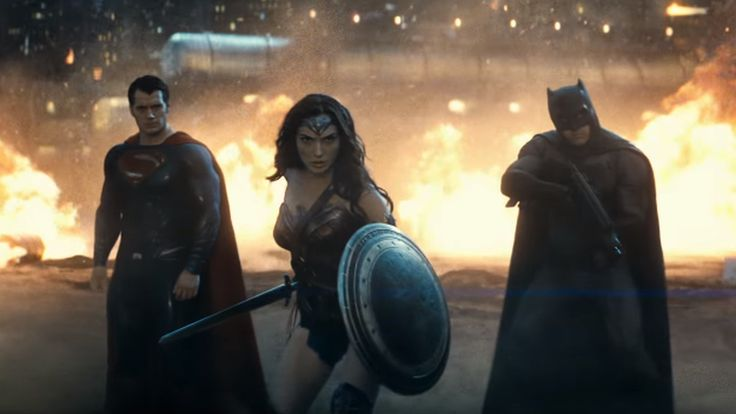 Batman, Superman, and Wonder Woman unite in latest Dawn of Justice trailer