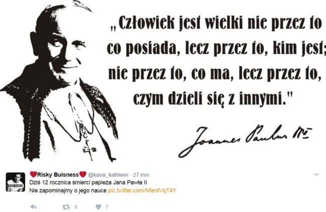 Image Result For Cytaty Jana Pawła Ii Movie Posters Words
