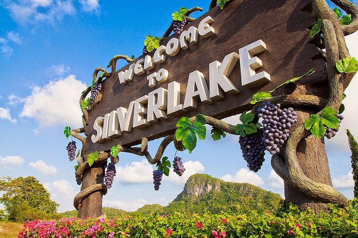 Silverlake Vineyard, Thailand Tour