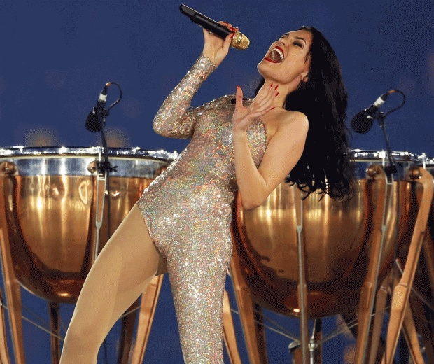 The Who, Spice Girls not enough to save a Jessie J-Centric