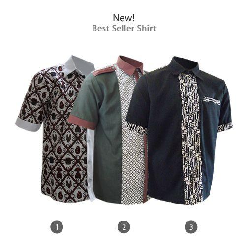 New! Best Seller Shirt  #kemejabatikmedogh  http://medogh.com/baju-batik-pria/kemeja-batik-pria