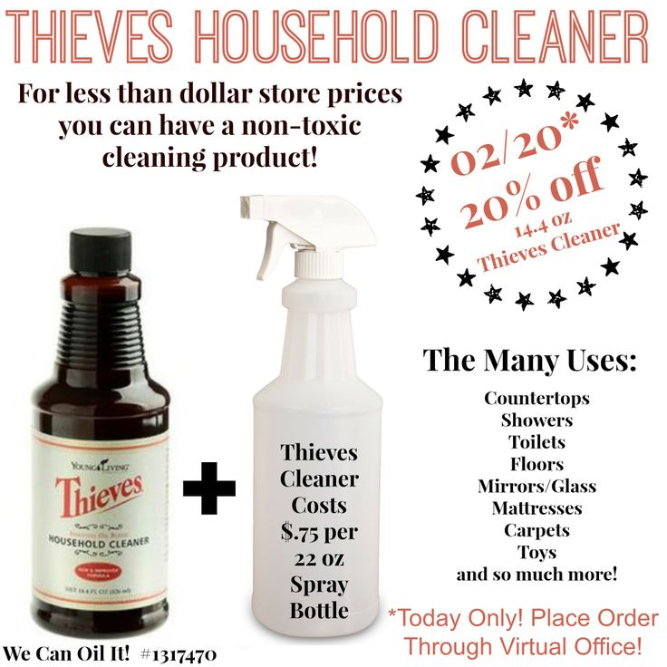 17 Best Images About Thieves Young Living Oil On Pinterest