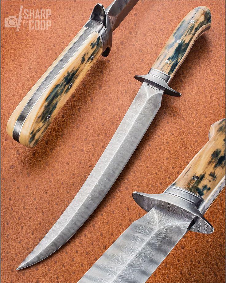 Russ Andrew knives