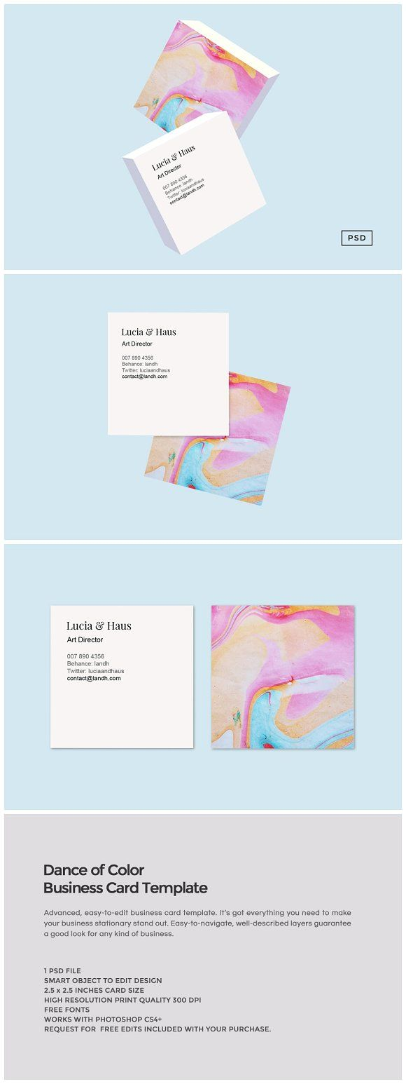 The 25+ best Free business card templates ideas on Pinterest ...