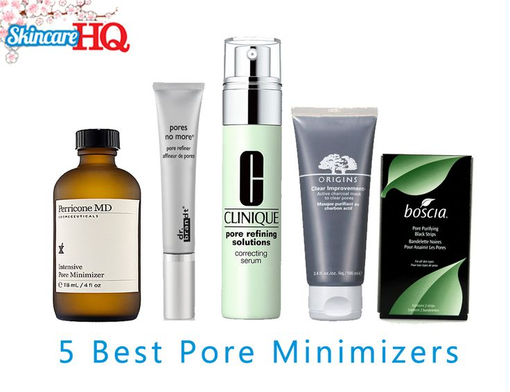 I am always looking for a good pore minimizer.