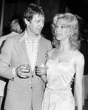 Elaine Joyce and her husband, Bobby Van