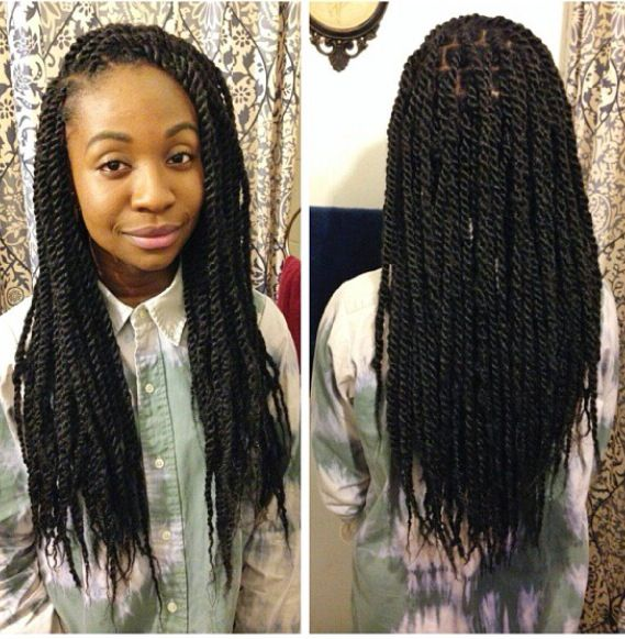 Fantastic 1000 Ideas About Marley Twist Styles On Pinterest Marley Braids Short Hairstyles For Black Women Fulllsitofus