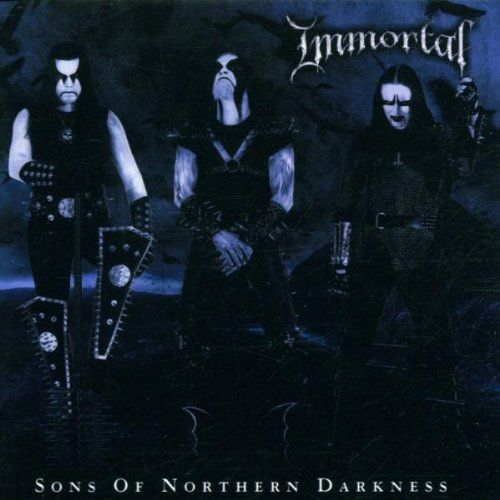 Sons of Northern Darkness - Immortal: Amazon.de: Musik