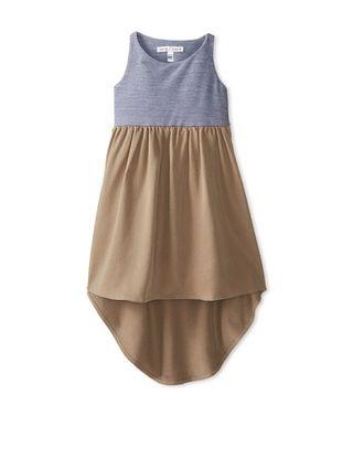 50% OFF neve/hawk Kid's The Davis Dress (Chambray Bottom)