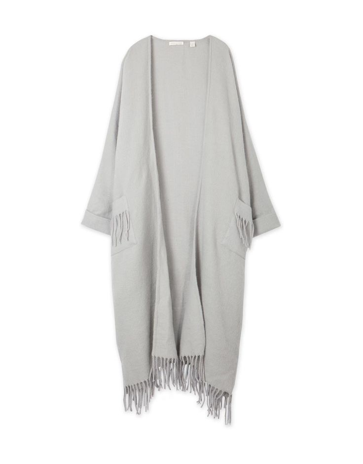 Fringe Lounge Wrap