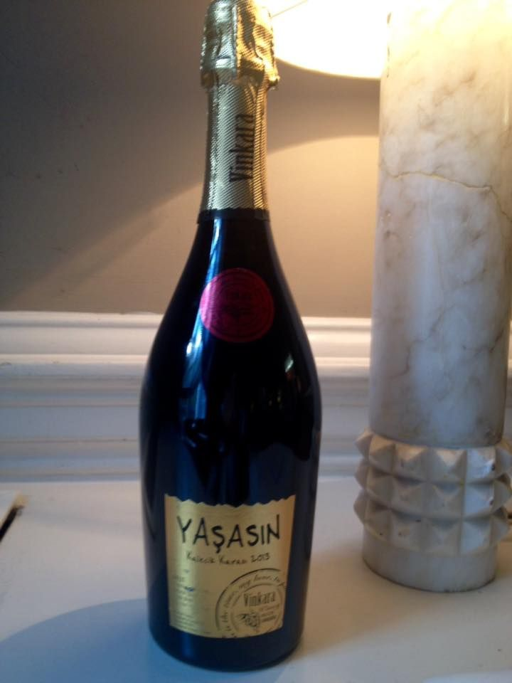 Yasasin Turkish bubbly