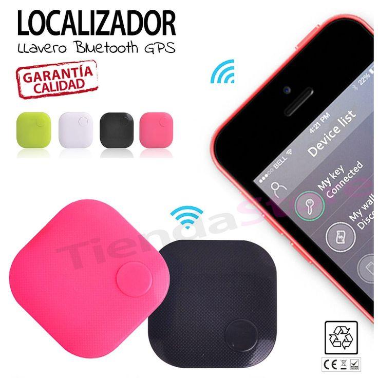 Llavero Localizador GPS #llaverolocalizador #llaverogps #regalostecnologicos #gadgets #regalatecnologia #tutiendastore