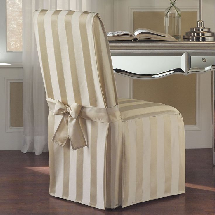 Luxury Collection Madison Dining Chair Cover By