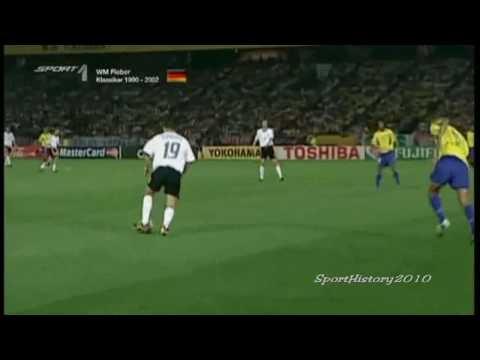 WM-Finale 2002  Deutschland-Brasilien