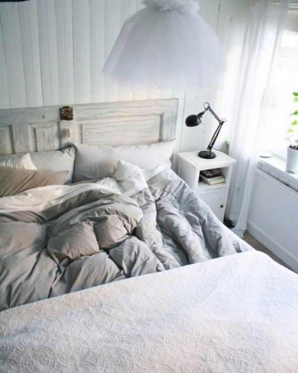 Cozy Scandinavian Bedroom Designs