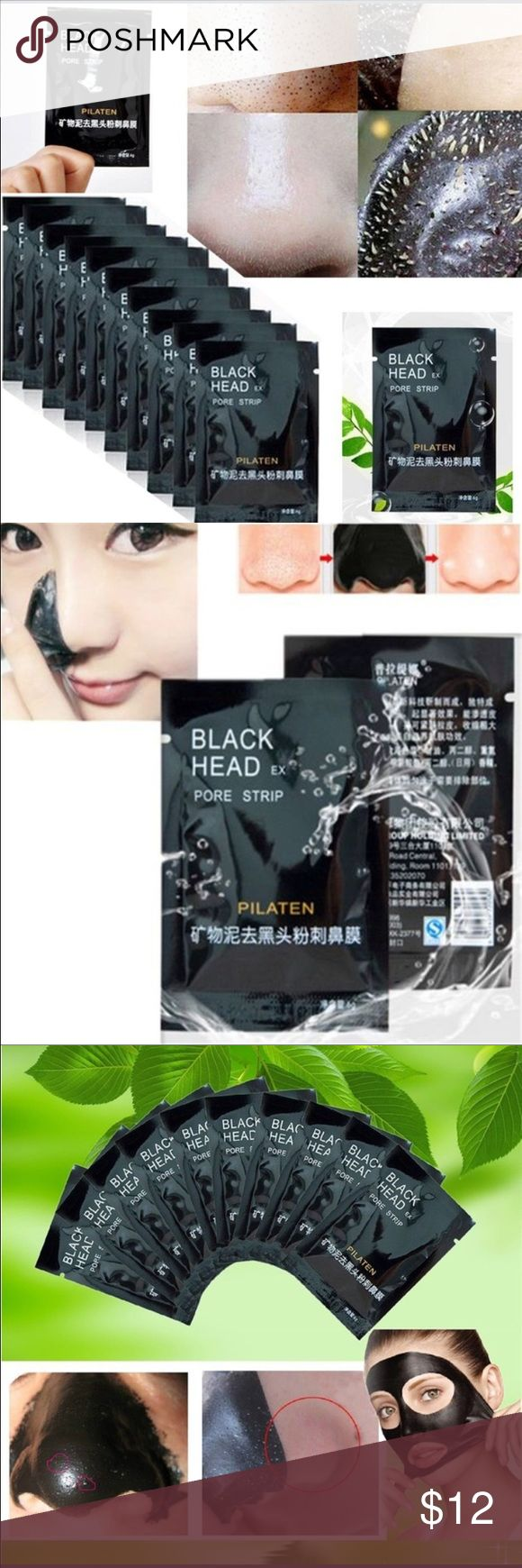 coming soon Blackhead mask 100% Brand new high quality Facial Cleansing mask is a beauty mask for facial care. Cleaning out of dirt and cuticles effectively on face. This great blackhead remover helps to remove stain or oil spots on your face with daily use. Improving the blood circulation of your face by this mask. Helps to keep your face smoother and tender. Makeup